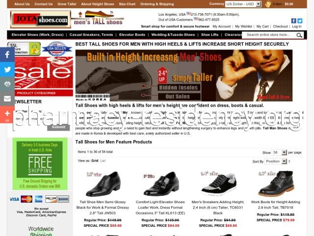 61497c3a45f https   www.jotashoes.com about-menstallshoes Elevator Shoes Online - Where  To Buy Elevator Shoes